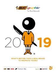 BIC Katalog 2018