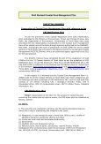 Coastal Zone Management Plan (CRMP) - Page 4