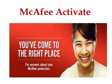 McAfee-Activate