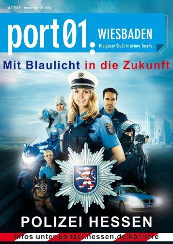 port01 Wiesbaden | 03.2018