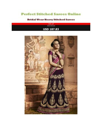 Perfect_Stitched_Sarees_Online