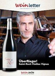 Weinzeche Weinletter 3_2018 – Die Kunst des Genießens