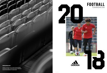 Adidas Teamsport 2018
