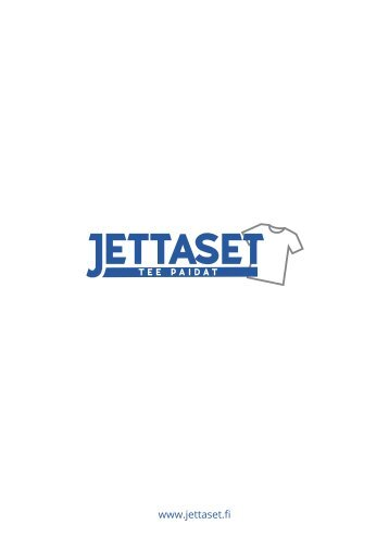 Jettaset katalogi corporate