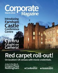 Corporate Magazine | March 2018