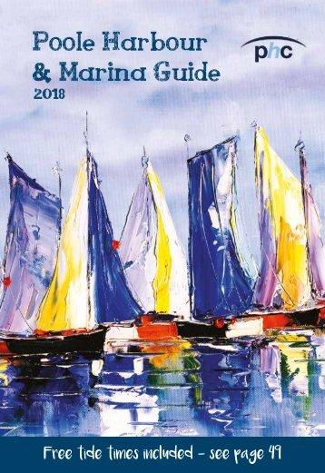 PQBH Marina Guide 2018 flipbook