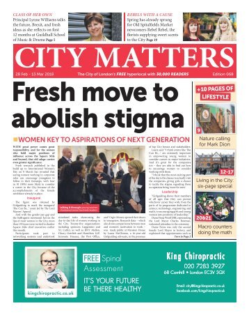 City Matters Edition 068