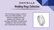 Custom-Made Jewellery| Daniella Jewellers