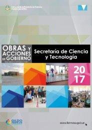 Secretaria de Ciencia y Tecnología