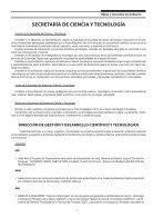 Secretaria de Ciencia y Tecnología - Page 3