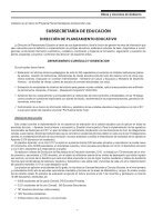 Ministerio de Cultura y Educación - Page 5