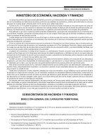 Ministerio de Economía, Hacienda y Finanzas - Page 3