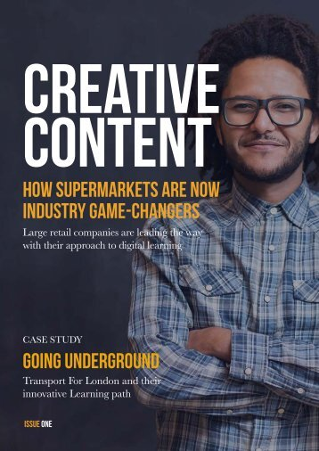 Creative Content Issue 1
