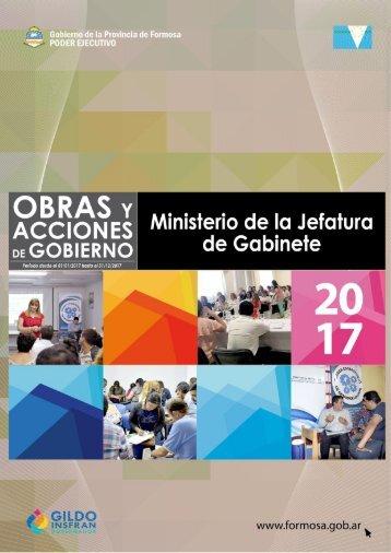 Ministerio Jefatura de Gabinete