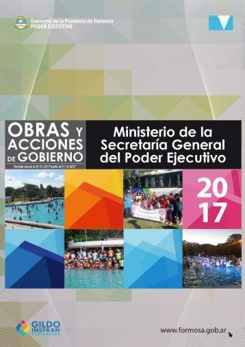 Ministerio Secretaría General del Poder Ejecutivo