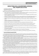 Ministerio Secretaría General del Poder Ejecutivo - Page 3