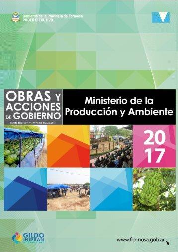Ministerio de Producción y Ambiente
