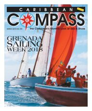 Caribbean Compass Sailing Magazine - March 2018