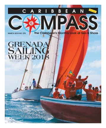 Caribbean Compass Sailing Magazine - March 2018