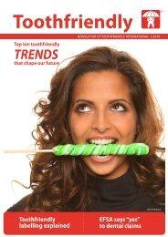 TRENDS - Toothfriendly International