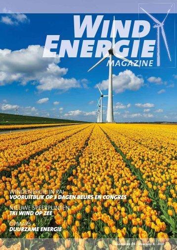 Inkijkexemplaar WindEnergie Magazine