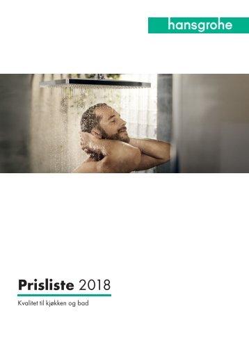 Hansgrohe 2018