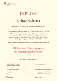 Diplom FiRO