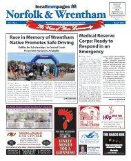Norfolk & Wrentham March 2018