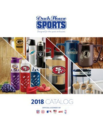 2018 Duck House Catalog Email