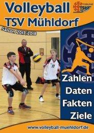 Volleyballbroschüre 2017/18