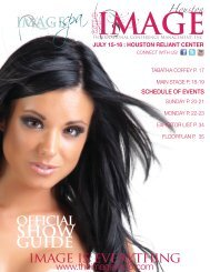 2012 Houston IMAGE Show Directory