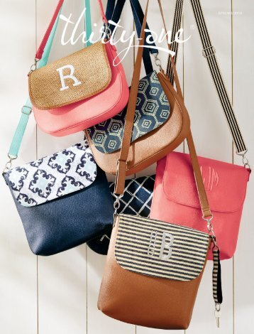 Thirty-One Catalog | Spring-Summer 2018