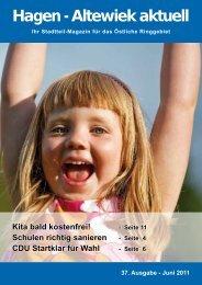 HAGEN - ALTEWIEK @ktuell - CDU Kreisverband Braunschweig