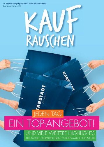 karstadt-prospekt kw09