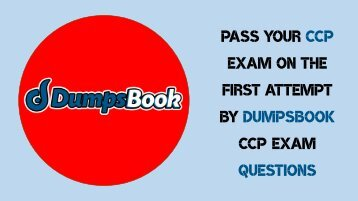 CCP Exam Dumps