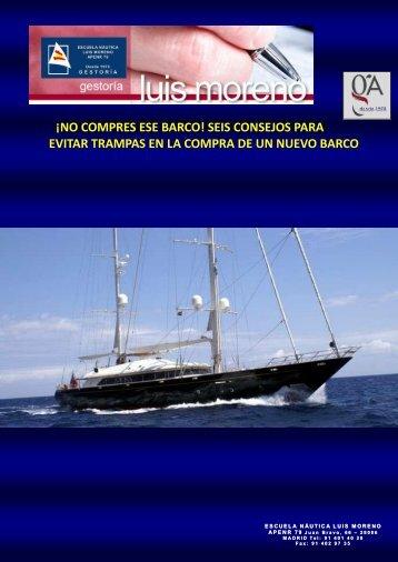 NO COMPRES ESE BARCO! SEIS CONSEJOS PARA EVITAR TRAMPAS EN LA COMPRA DE UN NUEVO BARCO - Todoslosbarcos.es