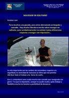 NAVEGAR EN SOLITARIO - Fondear.org - Page 2