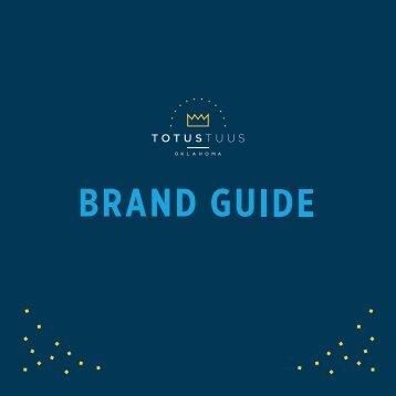 Totus Tuus Brand Guide