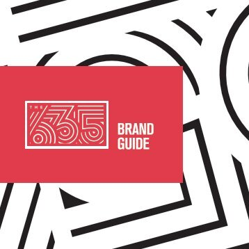 The 635 Brand Guide