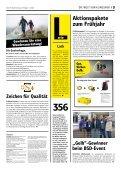 Gelb. Die Kundenzeitung von Klingspor - Ausgabe 1|2018 - Page 3