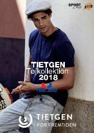 Katalog 2018 Tee Jays