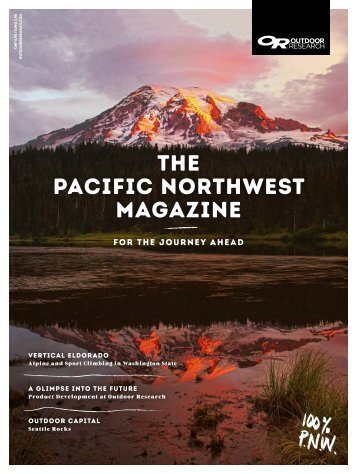 The Pacific Northwest Magazine - English