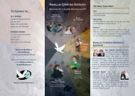 Ramallah Christian Outreach and the Home of New Life