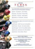 painters TUBES magazine. Read Free issue 7 - Page 3