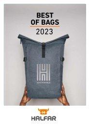 HALFAR Promotional Bags 2018
