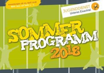 SommerProgramm2018