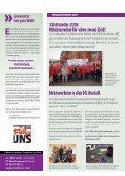 die metallerin 13 - Regionalausgabe Kiel-Neumünster - Page 2