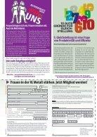 die metallerin 13 - Regionalausgabe Oldenburg-Wilhelmshaven - Page 4