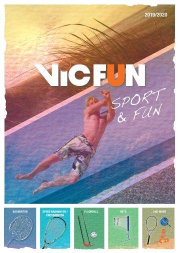 VICFUN Katalog 2018