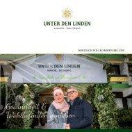 Hausprospekt Unter den Linden